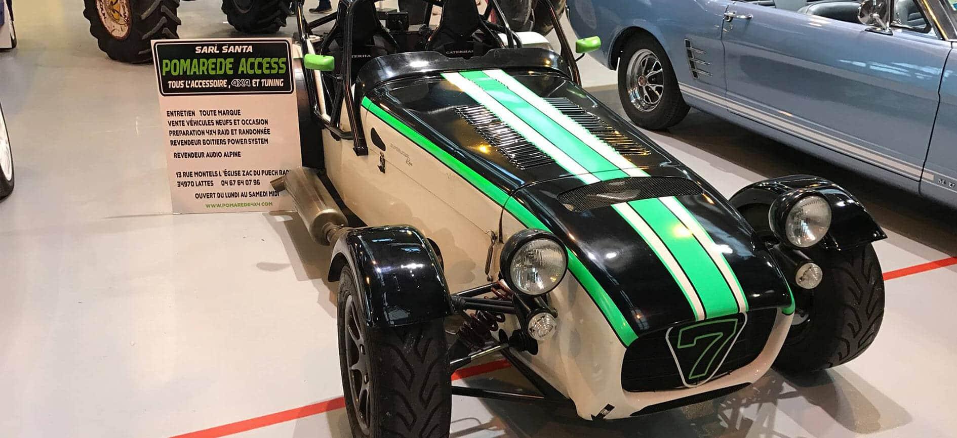 Passion automobile garage pomarede access montpellier - Garage automobile montpellier ...
